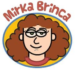 Mirka Brinca Logo Novo