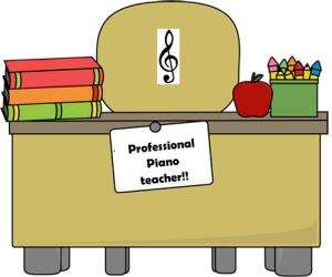 Piano Professional Teacher