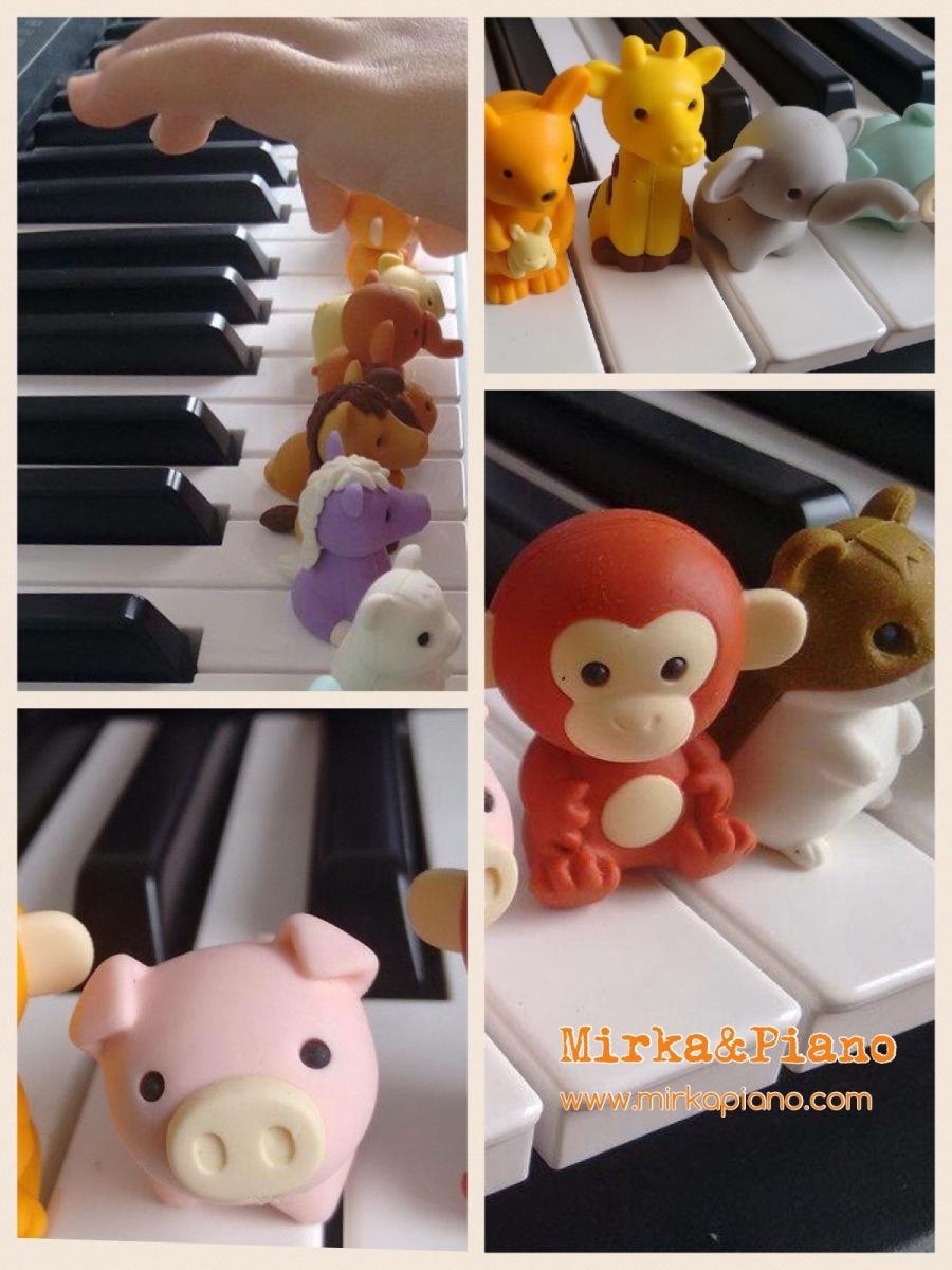 Ideias para Jogos no Piano